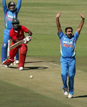 Amit Mishra explains how years of hard work is paying off now