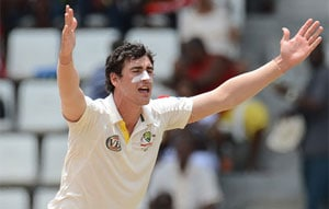 Starc heads home for ankle surgery, ruled out of fourth Test