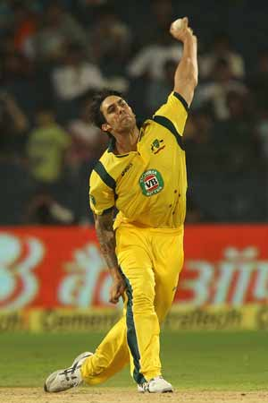 How Mitchell Johnson was used to 'intimidate' Indian batsmen