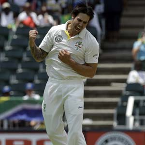 The Ashes: Mitchell Johnson on brink of Test recall for Australia