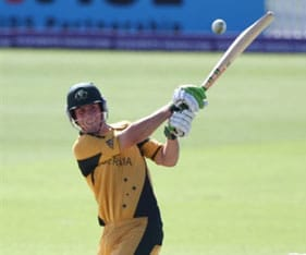 Mitchell Marsh in for Lee in South Africa ODIs
