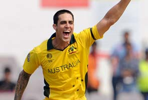 Mitchell Johnson has his sights set on IPL