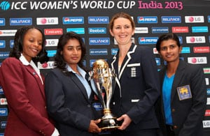 Womens World Cup: Buoyant India take on jittery England