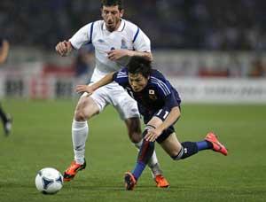 Arsenal forward Ryo Miyaichi named in Japan's squad