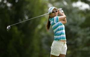Miyazato grabs share of Canadian Open lead