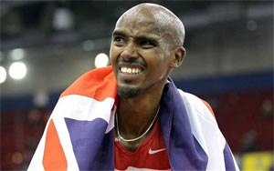 Mo Farah shines, Usain Bolt cruises, Edna Kiplagat makes history at worlds