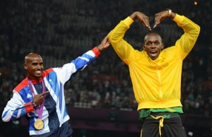London 2012: Out of Africa - Mo Farah, Britain's golden boy