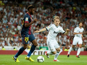 Luka Modric thanks Tottenham Hotspur for Real Madrid chance