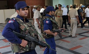 Tight security arrangement for second India-England ODI
