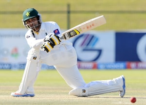 First Test: Mohammad Hafeez denies Sri Lanka as Pakistan draw at Abu Dhabi