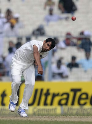 Mohammed Shami enjoys net sessions with Ranji teammates