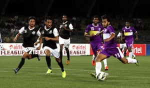 Mohammedan Sporting play out goalless draw with United SC in I-League
