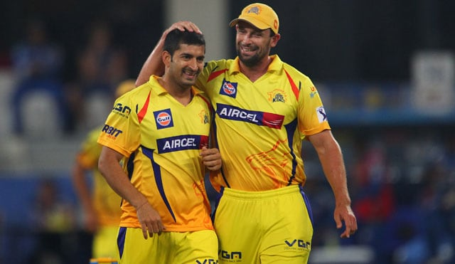 Chennai Super Kings skipper MS Dhoni credits success to Mohit Sharma's superb death bowling