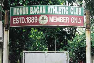 Fans demand ouster of Anjan Mitra, Debashish Dutta; Mohun Bagan president backs duo
