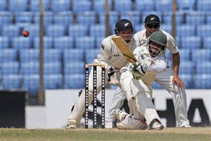 1st Test: Mominul Haque lifts Bangladesh with classy 181 against New Zealand on Day 3