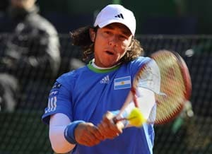 Juan Monaco through to Stuttgart semis