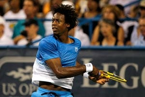 Injured Gael Monfils adds to tennis no-shows