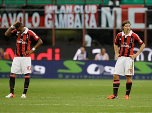 AC Milan captain Riccardo Montolivo to miss derby vs Inter