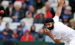 Monty Panesar let England down, says Alastair Cook