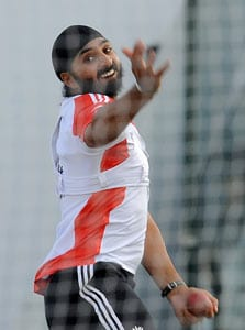 England confident Monty Panesar's problems behind him