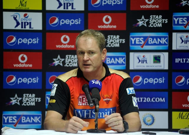 Sunrisers Hyderabad Lost Momentum in the Middle, Says Coach Tom Moody