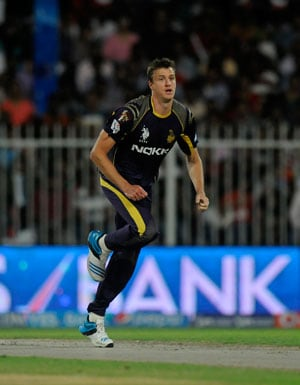 IPL 7: Report says KKR pacer Morne Morkel approached by 'suspicious' person