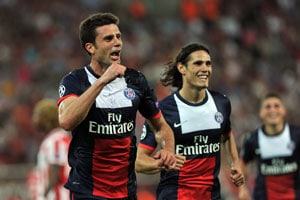 UEFA Champions League: Thiago Motta brace helps secure opening win for PSG