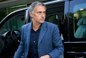 Mourinho yearns for England return