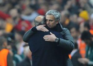 Jose Mourinho praises brave Galatasaray
