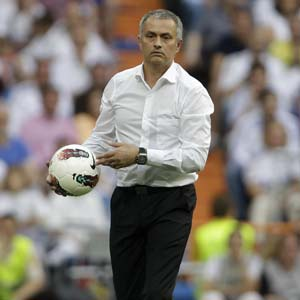 Jose Mourinho wants more aggressive Real Madrid