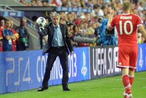 'Unlucky' Jose Mourinho unhappy with Chelsea's UEFA Super Cup defeat against Bayern Munich