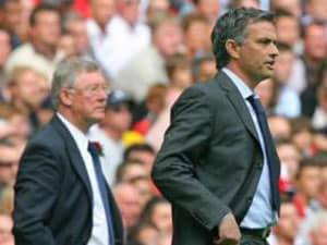 I didn't want to succeed Alex Ferguson says Jose Mourinho