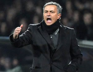 Real appeal Mourinho's 5-match European ban