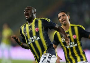UEFA Champions League playoffs: Fenerbahce, Lyon, Basel advance