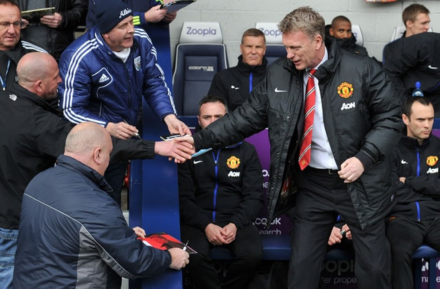 English Premier League: David Moyes on why he substituted Robin van Persie vs West Brom