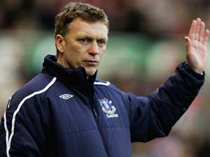 I'm happy at Everton, says Spurs target Moyes