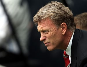 David Moyes tells Manchester United to end season 'on a high'