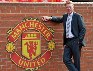 Manchester United F.C. blueprint unveiled by David Moyes