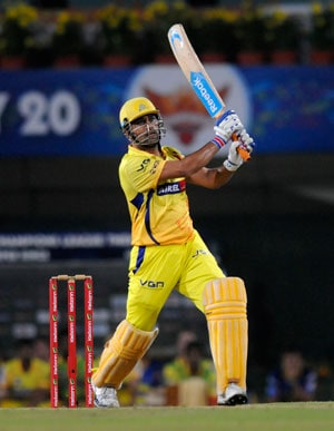 CLT20 stats: MS Dhoni breaks numerous records in whirlwind half-century vs Sunrisers Hyderabad