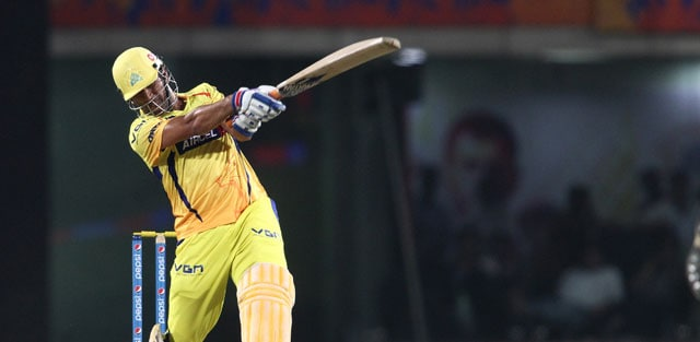 IPL 7: MS Dhoni Scripts Chennai's Thrilling Win Over Rajasthan