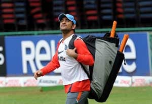 Quick outfield will help run-scoring: Dhoni