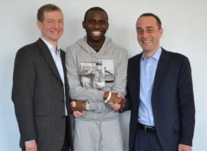 Bolton star Fabrice Muamba discharged from hospital