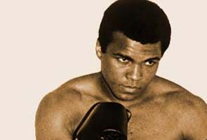 Muhammed Ali's life to be honoured in Vegas by celebrities