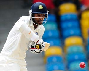Abhinav Mukund scores unbeaten 132, match and series ends in draw