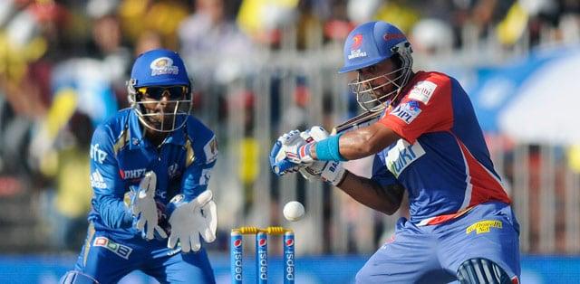 IPL 2014: Live cricket score, Mumbai Indians vs Delhi Daredevils