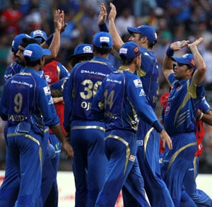 IPL 6: Mumbai Indians hammer Pune Warriors by 41 runs