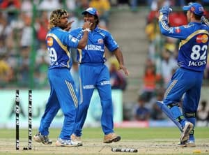 Mumbai Indians have the right combination