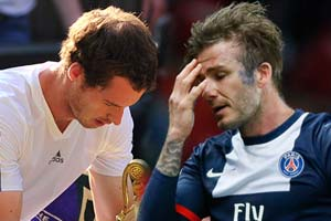 David Beckham, Andy Murray miss out on knighthood