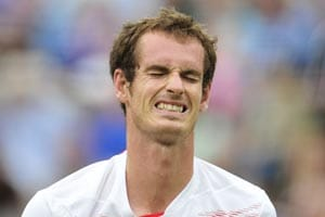 Distraught Andy Murray vows to come back stronger