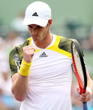 Miami Masters: Andy Murray downs Grigor Dimitrov to enter pre-quarters